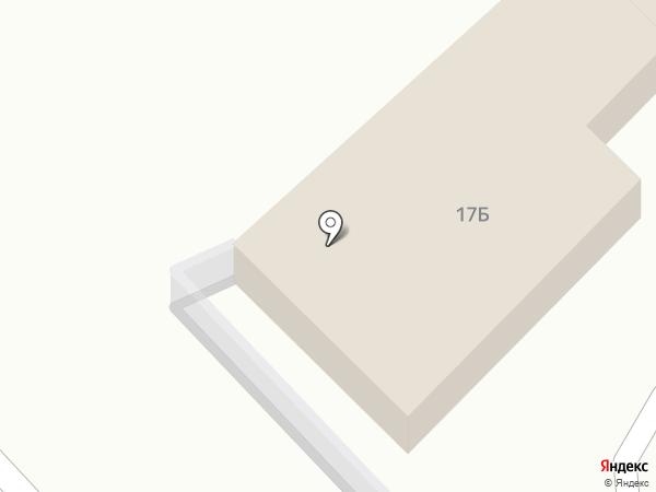 Энтузиаст на карте Ульяновска