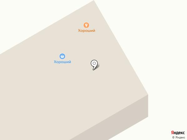 Хороший на карте Зеленодольска
