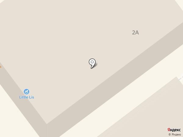 Кострома на карте Зеленодольска