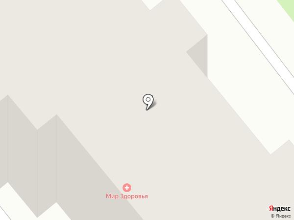 Делара на карте Зеленодольска