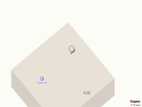 АЗС на карте Зеленодольска