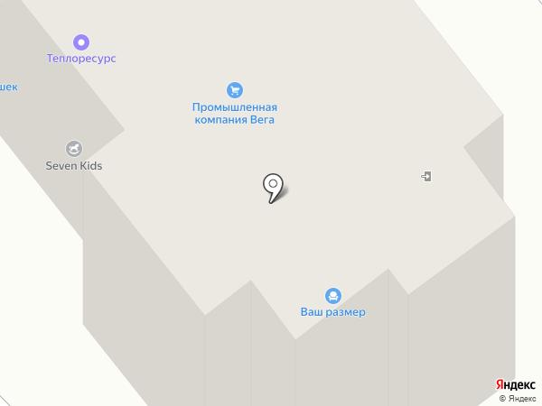 Айболит-Вет на карте Зеленодольска