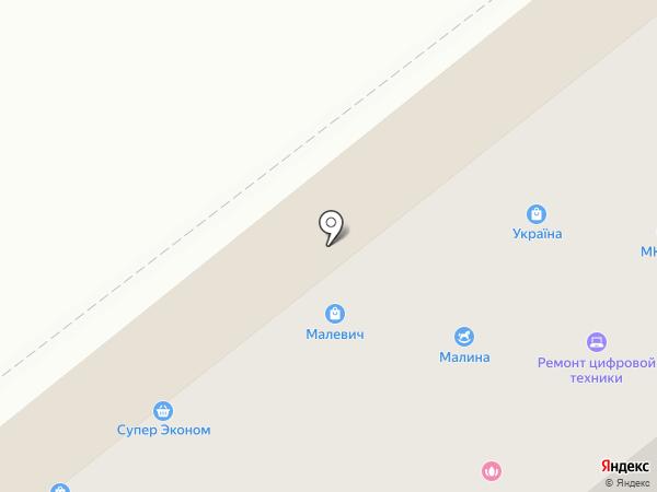 Магазин детских игрушек на карте Зеленодольска