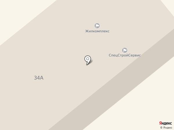 СпецСтрой на карте Зеленодольска
