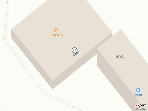 Зодиак на карте Зеленодольска