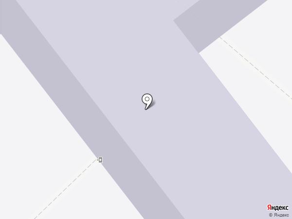 Федерация ушу г. Зеленодольска и Зеленодольского района на карте Зеленодольска