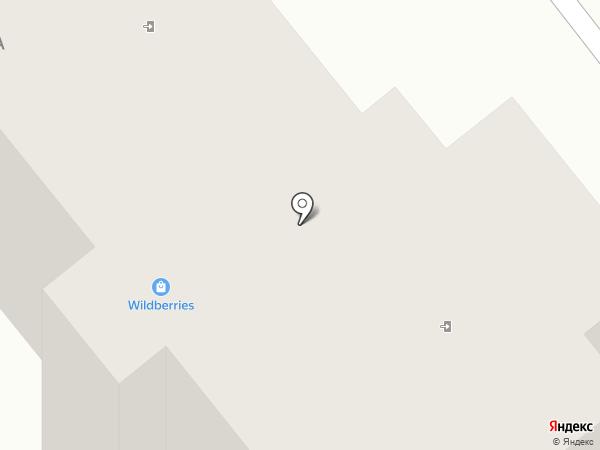 Японский домик на карте Зеленодольска
