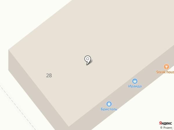 Гастроном на карте Зеленодольска