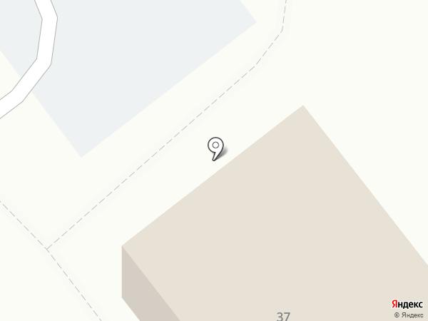 Исида на карте Зеленодольска