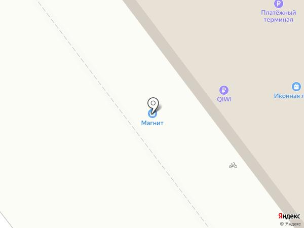 Импульс на карте Ульяновска