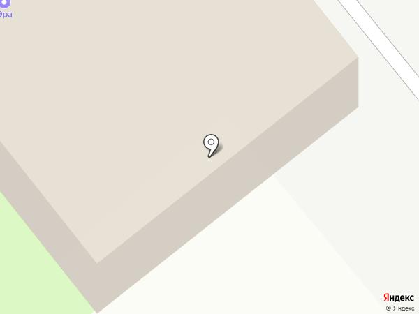 Эра на карте Зеленодольска