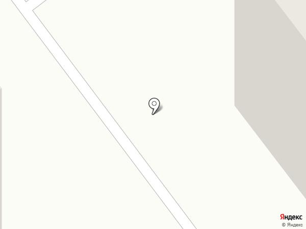 ТриА на карте Ульяновска