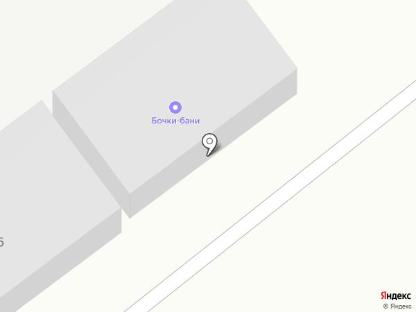 Азурит на карте Зеленодольска