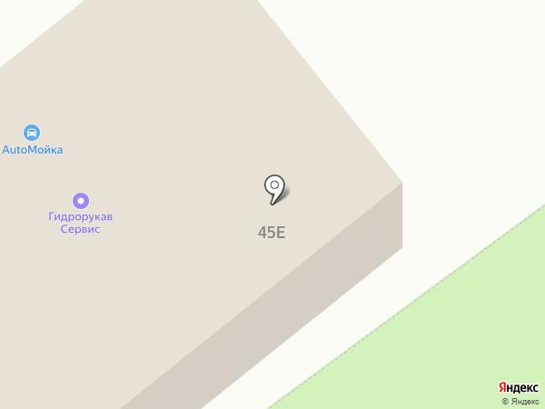 Ампер на карте Зеленодольска