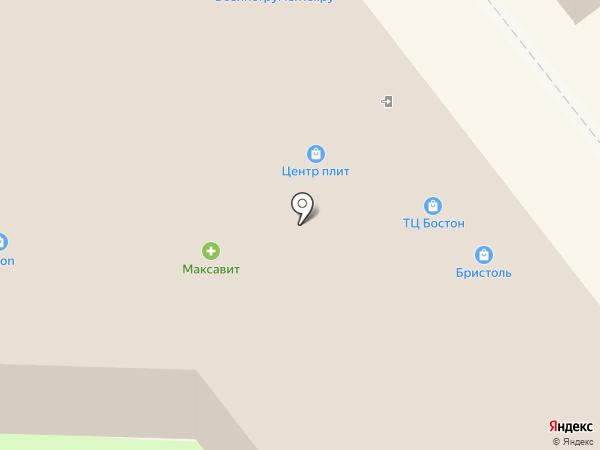 Юлмарт на карте Ульяновска