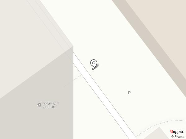 ДСК на карте Ульяновска