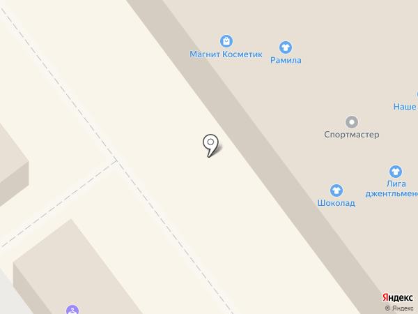 Style Time на карте Ульяновска