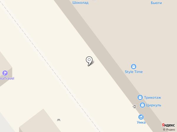 ALYASKA на карте Ульяновска