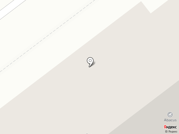 Зебра на карте Ульяновска