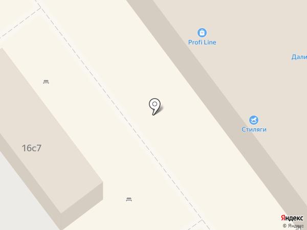 Суши-бар на карте Ульяновска
