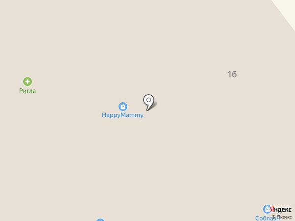 ORDONIKS на карте Ульяновска