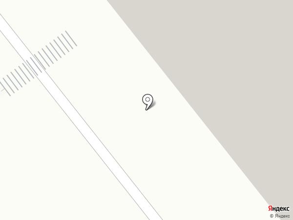 Инвестспецстрой на карте Ульяновска
