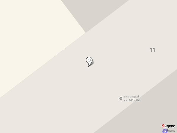Академия на карте Ульяновска