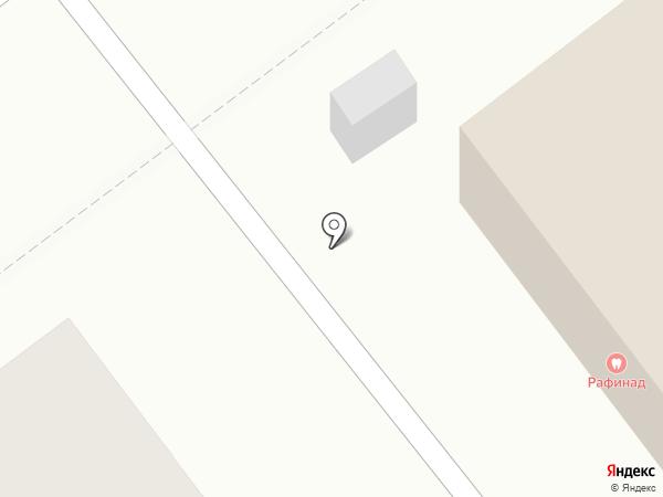 Кега на карте Ульяновска