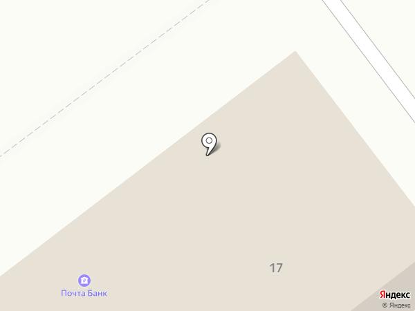 Хмельной домик на карте Ульяновска