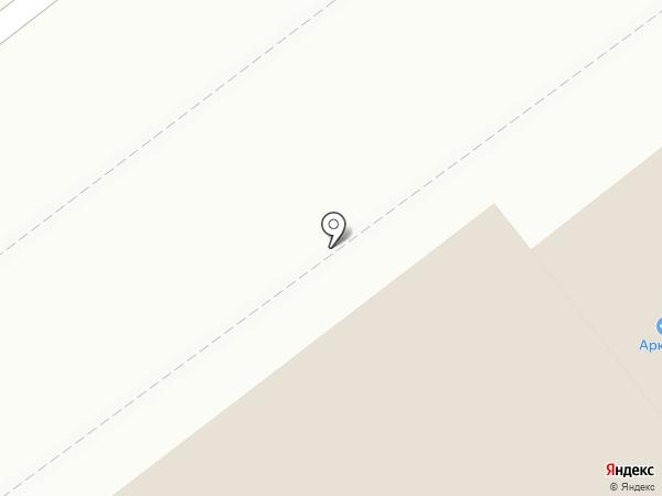 Техмастер на карте Ульяновска