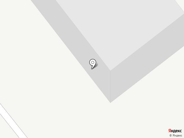 НЭК на карте Ульяновска