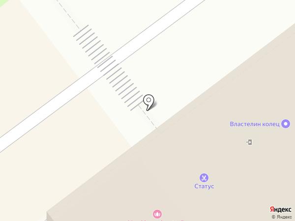 Аудит ПБ на карте Ульяновска