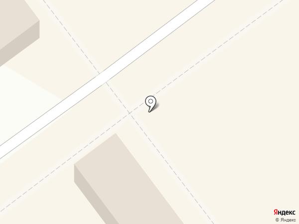 Белый орел на карте Ульяновска