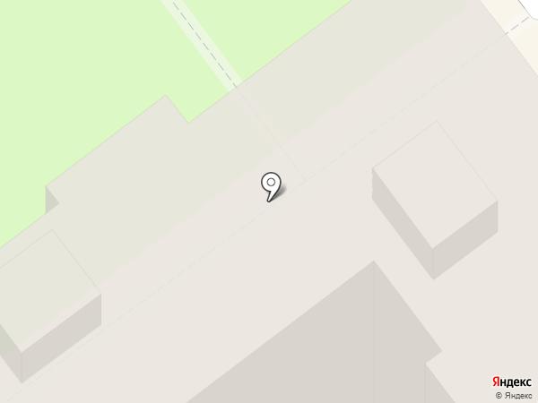 Аптечный пункт №532 на карте Ульяновска