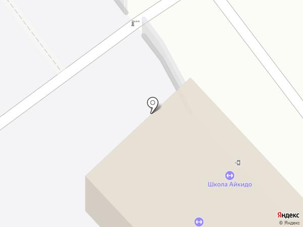 Русич на карте Ульяновска