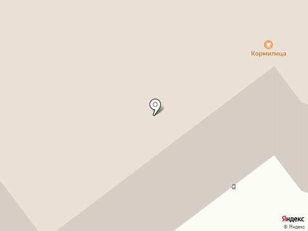 Святогор на карте Ульяновска