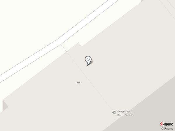 Участковый пункт полиции №17 на карте Ульяновска