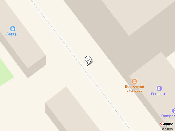 Хмельная бочка на карте Ульяновска