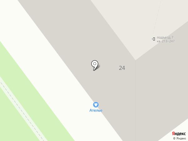 Торгово-ремонтная компания на карте Ульяновска