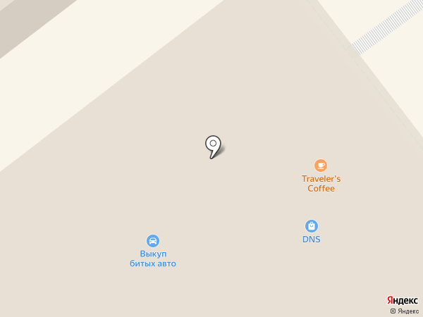 Traveler`s Coffee на карте Ульяновска
