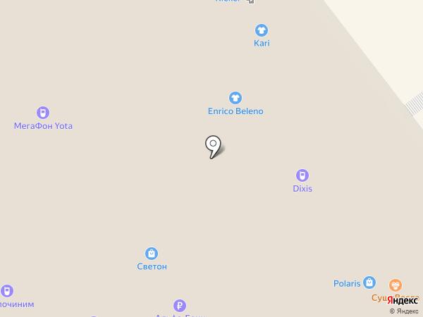 Bonetti на карте Ульяновска