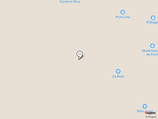 Za Bota на карте Ульяновска
