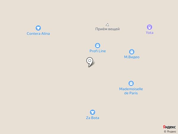 Mademoiselle de Paris на карте Ульяновска