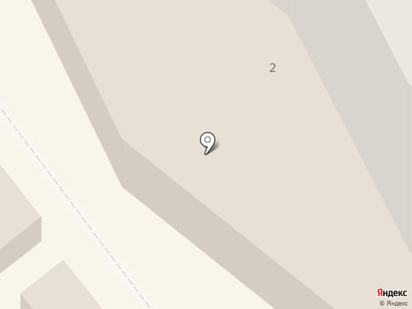 Пятерочка на карте Ульяновска