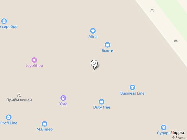 Bakkara на карте Ульяновска