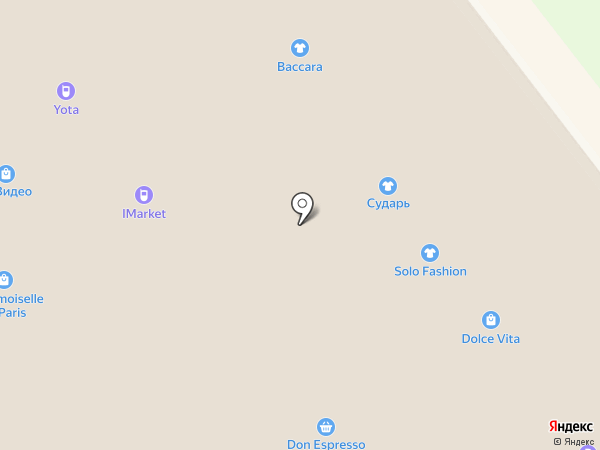 Симбирский дом игрушек на карте Ульяновска
