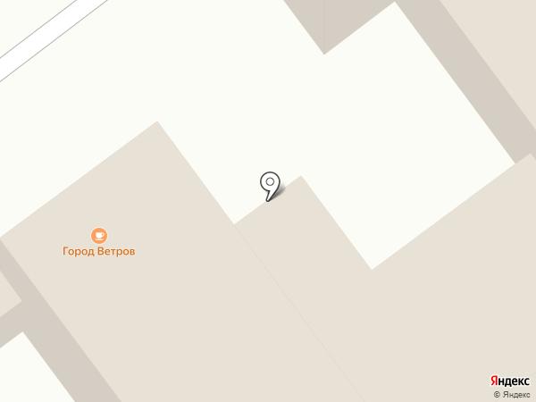 Книжный магазин на карте Ульяновска