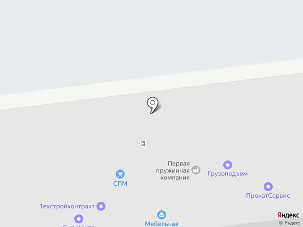 СИТ-центр на карте Ульяновска
