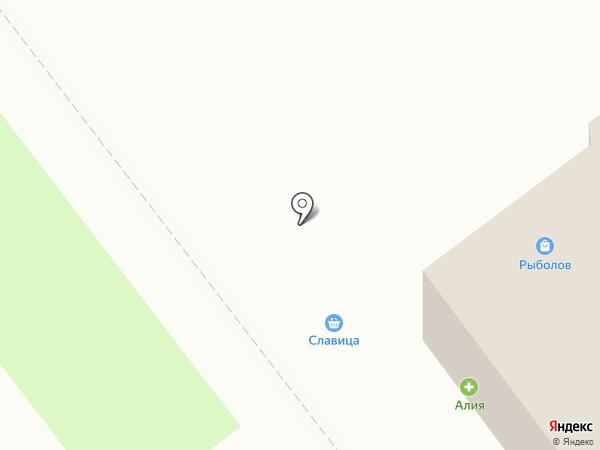 ЗдравСити на карте Ульяновска
