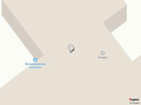 Нуга Бест на карте Ульяновска
